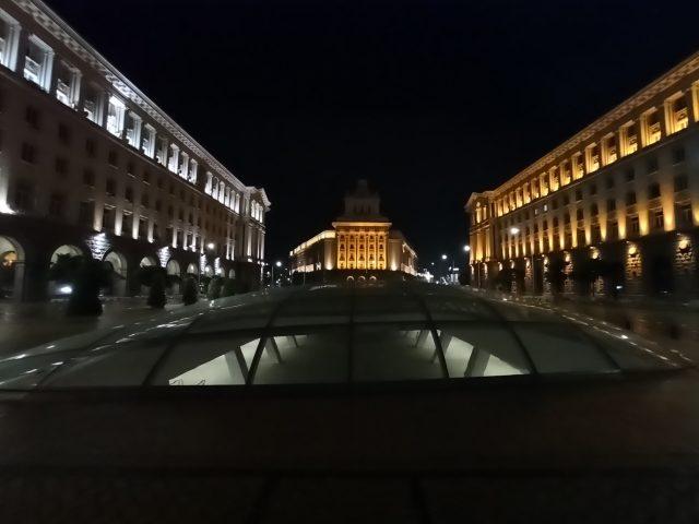широкоугольная камера Xiaomi Redmi Note 8 Pro, фото ночью