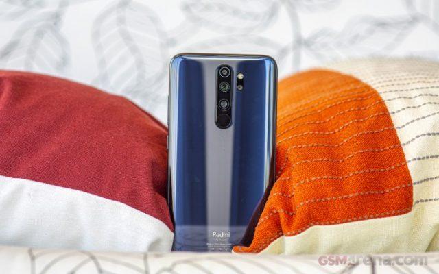 Redmi Note 8 Pro в бенчмарках