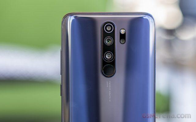 Redmi Note 8 Pro характеристики камеры