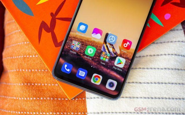 обзор Xiaomi Redmi Note 8 Pro, экран