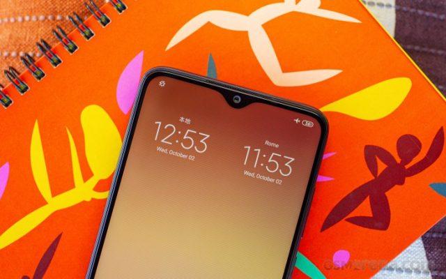 Xiaomi Redmi Note 8 Pro тесты экрана