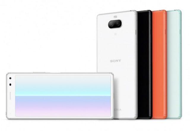 Sony Xperia 8 характеристики