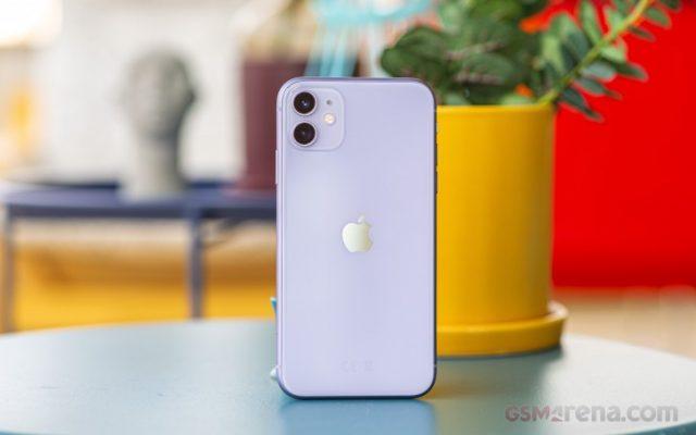сравнение iPhone 11 и 11 Pro, тесты