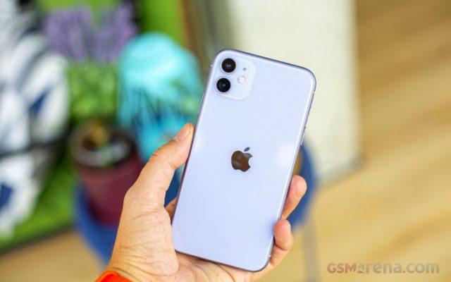 iPhone 11 батарея и автономность