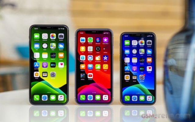 Тест iPhone 11 батарея, сравнение с 11 Pro