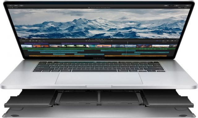 Apple MacBook Pro 16 память