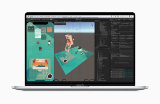 MacBook Pro 16 характеристики дата выхода