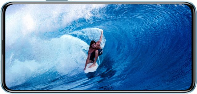 Huawei Y9s характеристики экрана