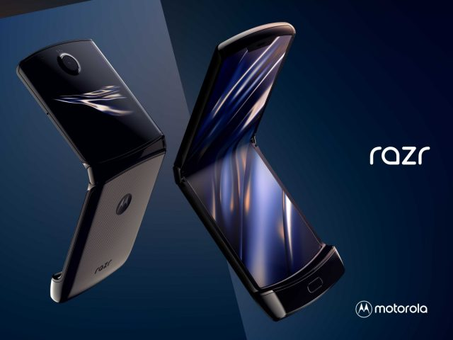 Motorola Razr характеристики цена