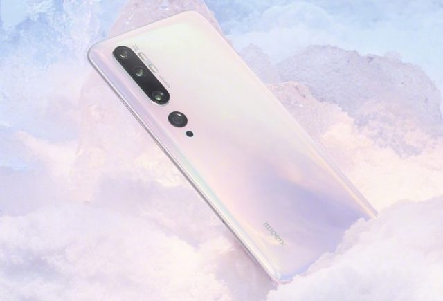 процессор Xiaomi Mi CC9 Pro характеристики