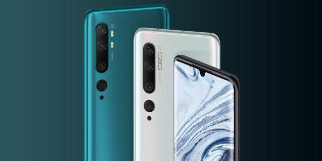 Xiaomi Mi Note 10 характеристики цена дата выхода