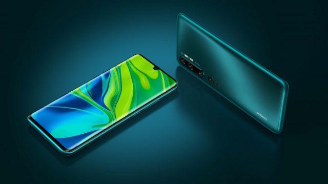 Xiaomi Mi Note 10 характеристики