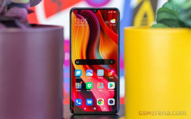 Батарея Xiaomi Mi Note 10