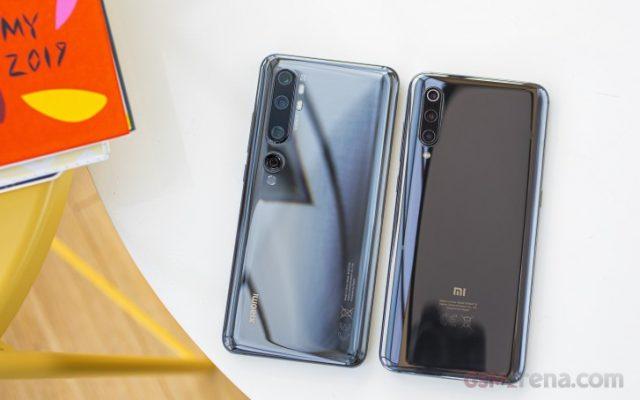 Xiaomi Mi Note 10 минусы и плюсы