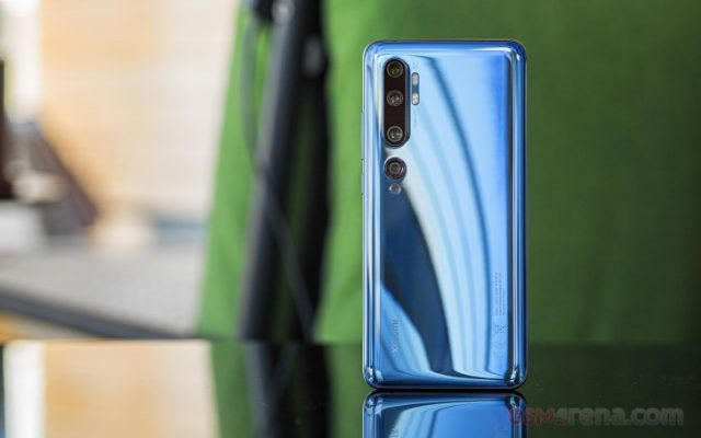 Xiaomi Mi Note 10 обзор и характеристики
