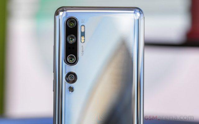 Xiaomi Mi Note 10: обзор камеры
