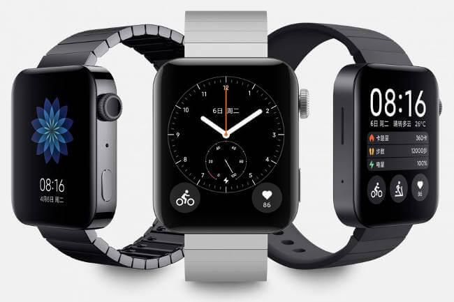 Xiaomi Mi Watch: характеристики и цена