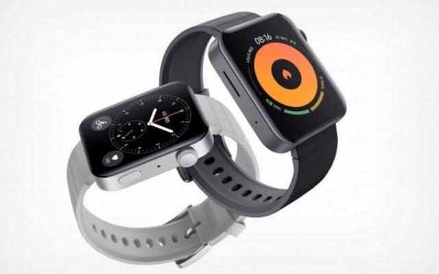 смарт-часыi Mi Watch характеристики