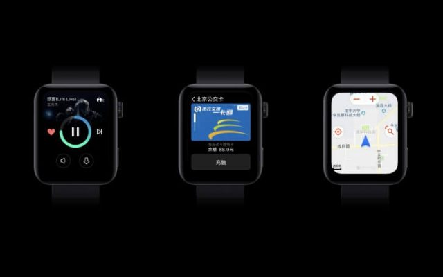 Xiaomi Mi Watch характеристики