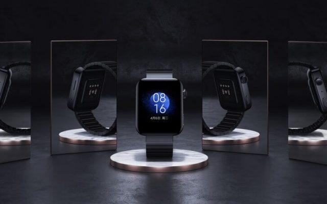 смарт-часы Xiaomi Mi Watch характеристики цена