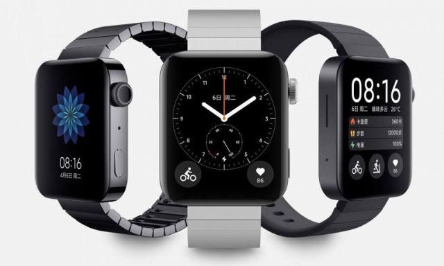 Xiaomi Mi Watch цена дата выхода