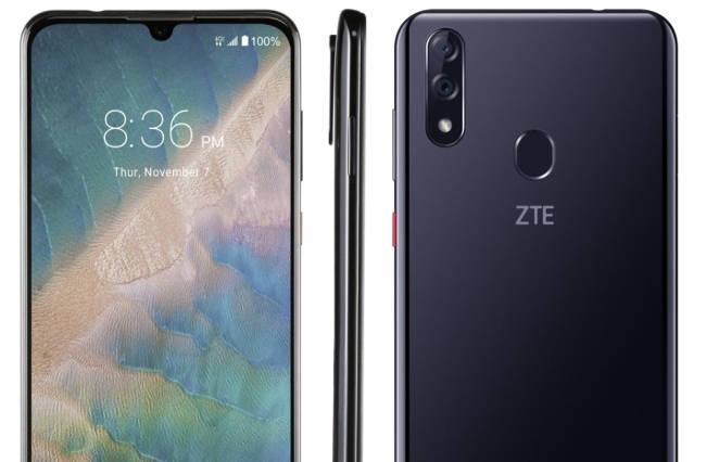 ZTE Blade 20 Prime: характеристики и цены