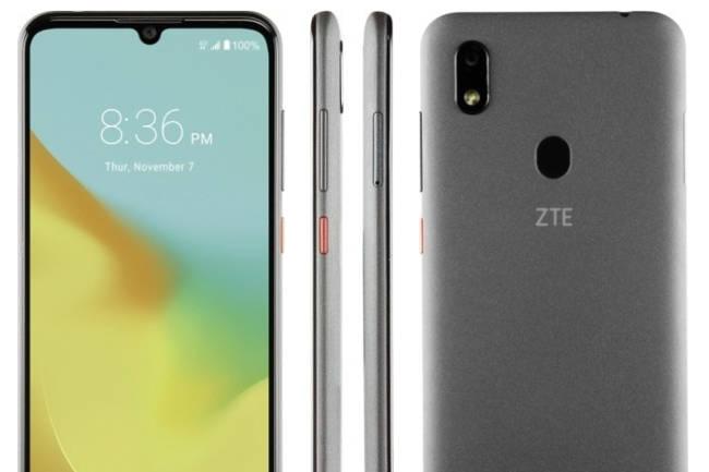 ZTE Blade A7 Prime: характеристики и цена