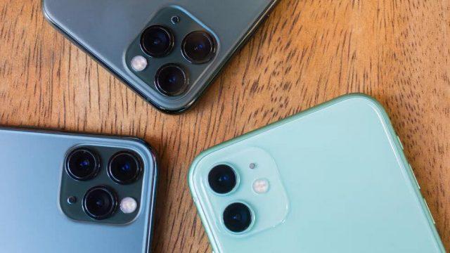 iphone 11 или iphone 11 pro