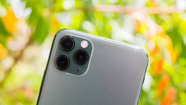 отличия iphone 11 от 11 pro, камера