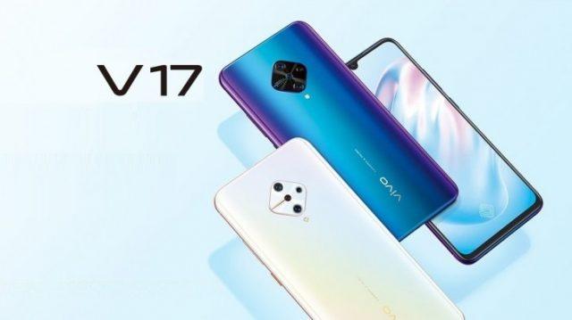 vivo V17: характеристики и цена в России