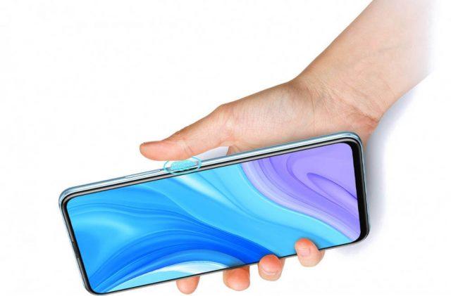 Сканер отпечатка пальца в Huawei P Smart Pro