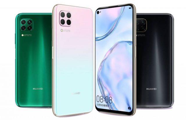 Камера смартфона Huawei nova 6 SE