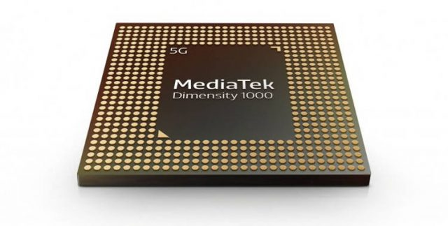 MediaTek Dimensity 1000 процессор
