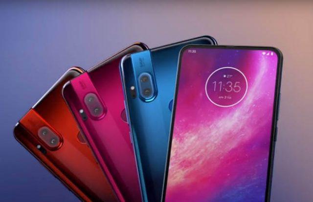 Представлен Motorola One Hyper: характеристики и цена