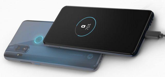 Motorola One Hyper характеристики батарея
