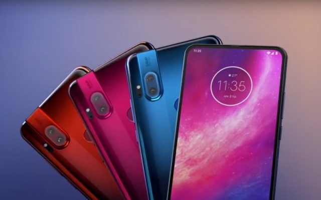Motorola One Hyper: цена и дата выхода