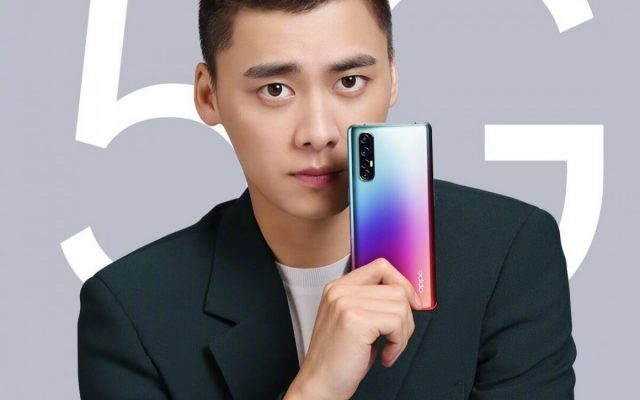 смартфон Oppo Reno 3 Pro 5G
