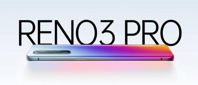 Oppo Reno 3 Pro дата выхода