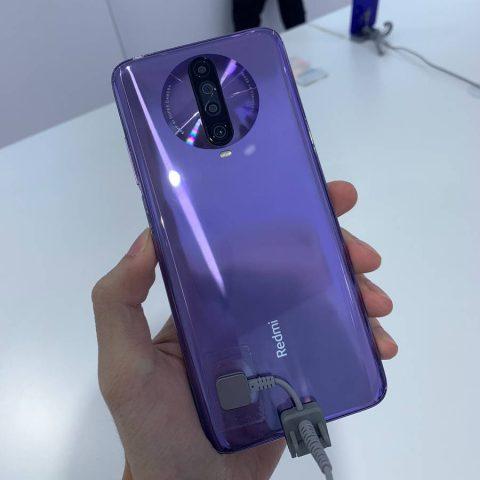 Redmi K30 — первый смартфон с новым сенсором Sony IMX686