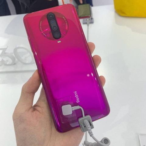 Redmi K30 5G построен на платформе Snapdragon 765G