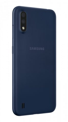 Samsung Galaxy A01 2-16 Гб, синий