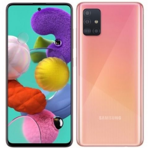 Galaxy A51 характеристики железа