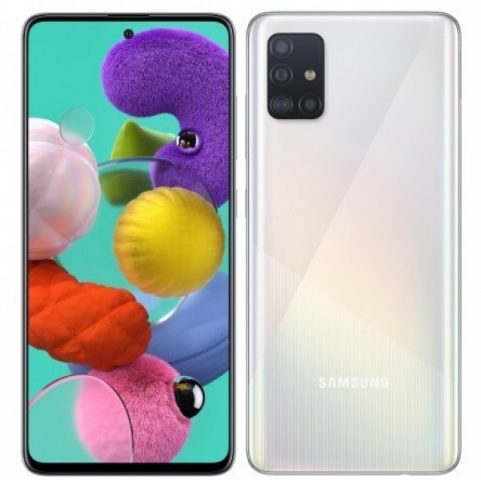 экран Galaxy A51 характеристики