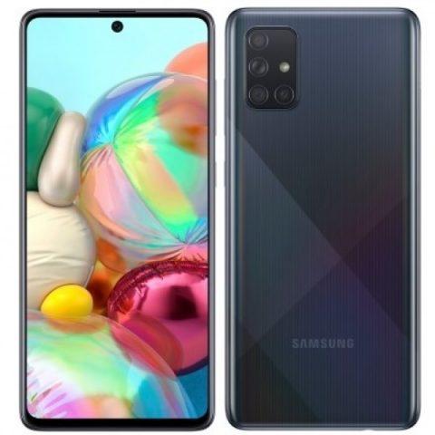 Galaxy A71 характеристики камеры