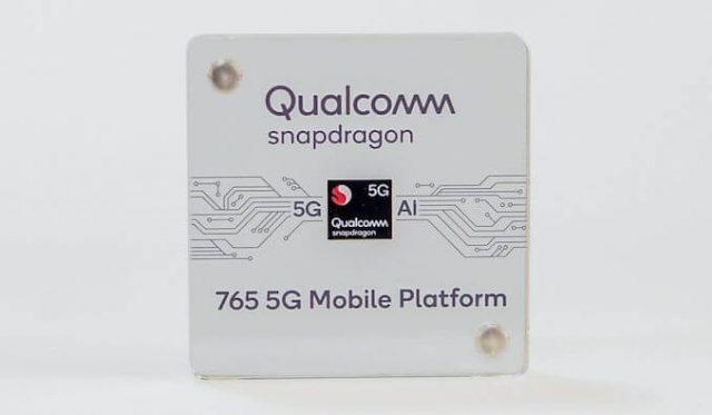 процессор Snapdragon 765 характеристики