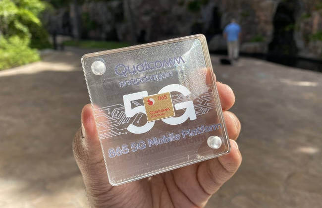Snapdragon 865: топовый чип для смартфонов 2020 года
