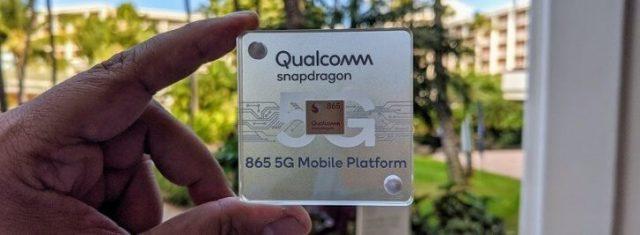 процессор Snapdragon 865