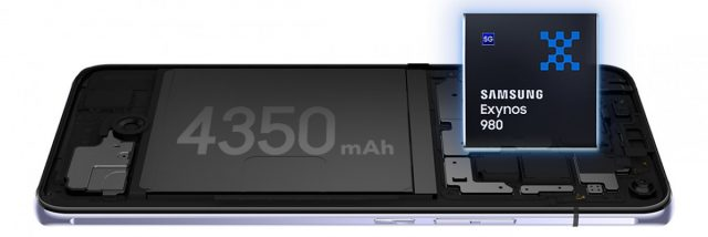 vivo X30 и X30 Pro батарея