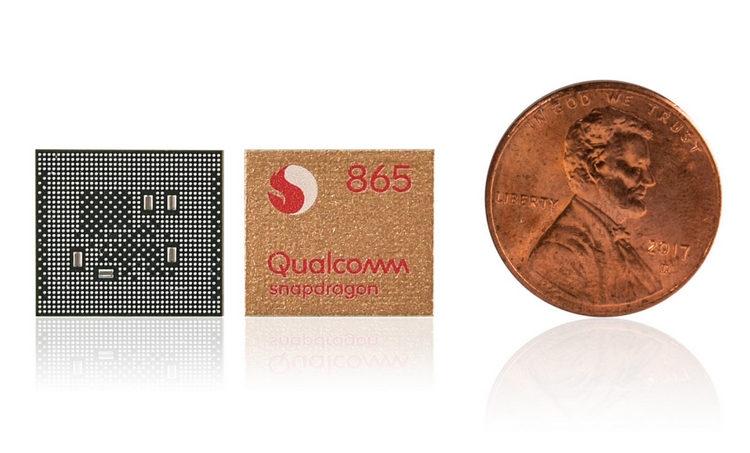 процессор Snapdragon 865 графика Adreno 650