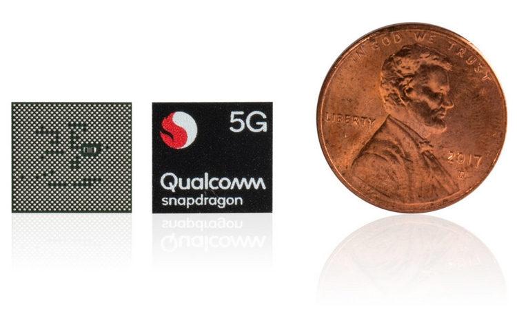 процессор Snapdragon 865 модем 5G